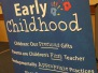Early Learning Conference, March 2-3, 2016
