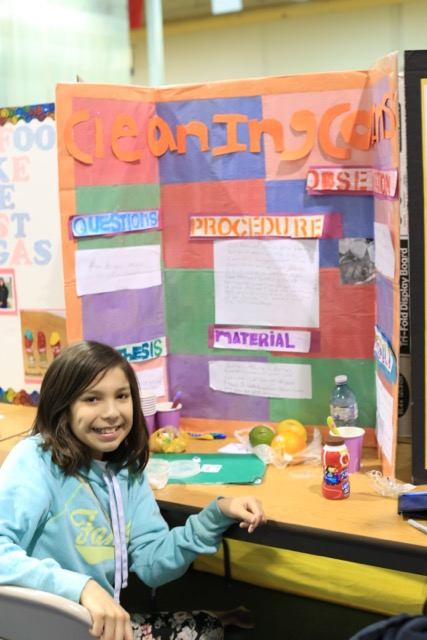 Science Fair 2016 - 17