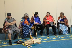 The Elders who were honoured
